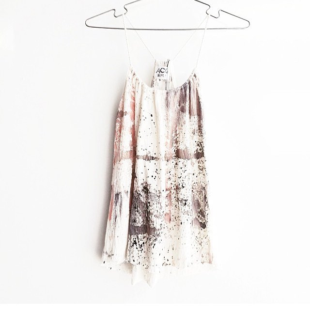 check out the exusive #acgmpls items available @semblanceboutique!! #slowfashion #handdyed #handmadeclothing
