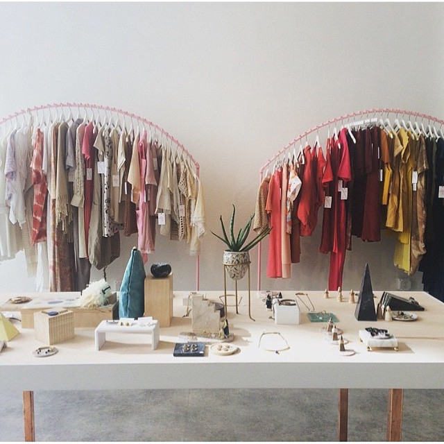 congrats to Backtalk for opening their new location! I wish I could pop over to Portland to see it 😘 you can find summer ACG items there, as well as jewelry by MN designer @east_fourth_street and many other talented artists! hooray!! 🎉🎉🎉 #acgmpls #slowfashion #Portland #newstore #summershopping #independantdesign @backtalkpdx