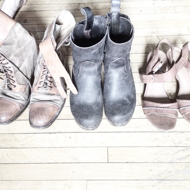 YARD SALE. TOMORROW. 10-2. 24th ST & PORTLAND AVE. lots of cool sshhtt #yardsale #shoes #artsyleftovers #getit