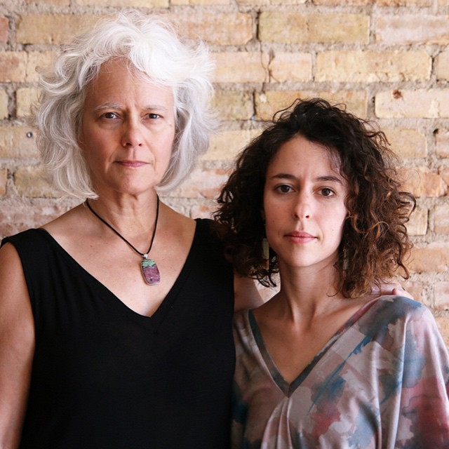 Happy May Day! this is my mother and I. thanks so much to the amazing @elise_ogden for our Mother's Day shoot- featuring clothing from the WATER CITY collection. most importantly we now have these amazing photos forever! #beautifulmoms #mothersday #mayday #love @gallery360mpls