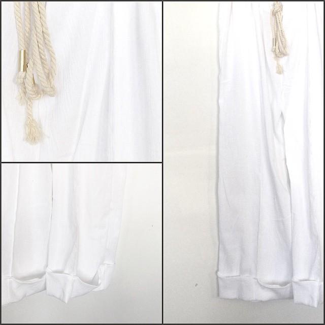 Minnetonka pants. #preppy #boating #cotton #richhippie