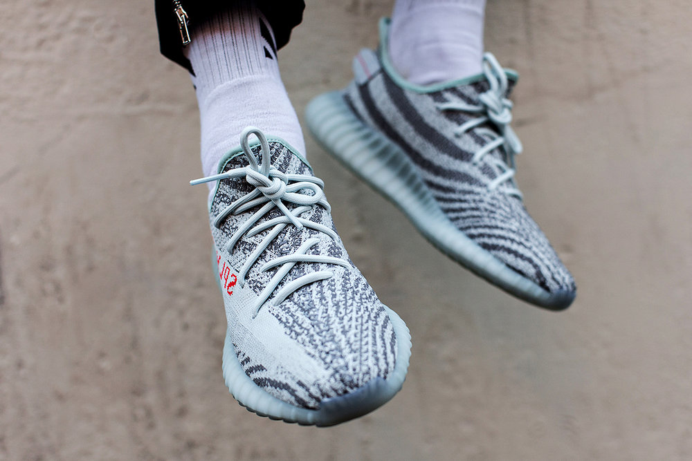 Yeezy 350 v2 Blue Tint_Photography by Kev Foster for Philip Browne 3.jpg