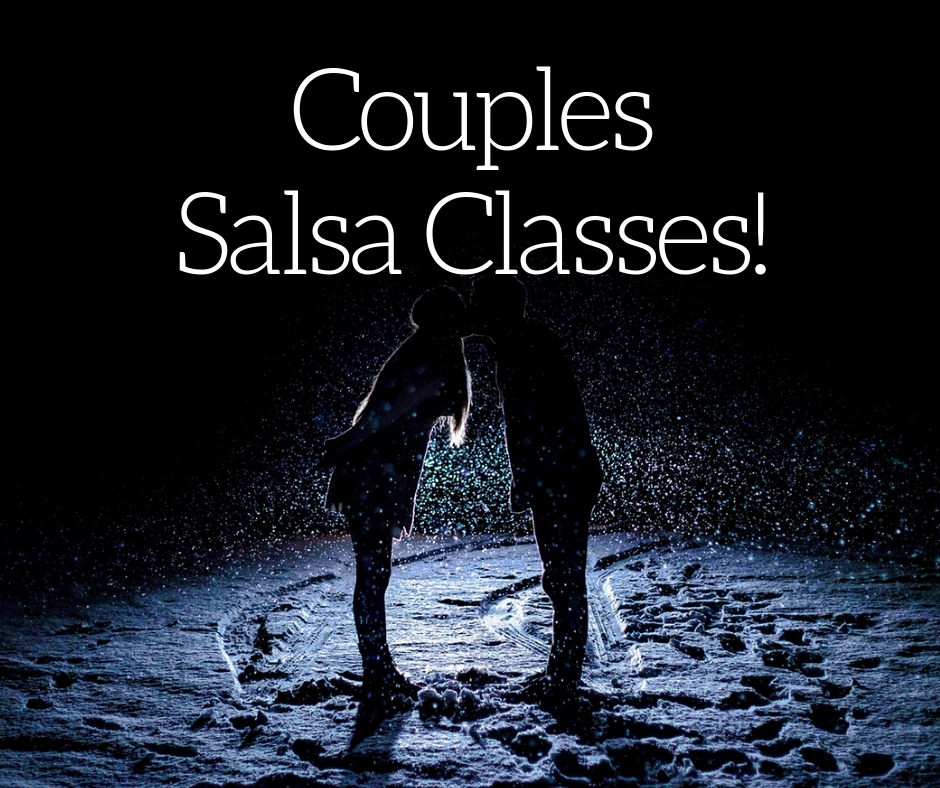 COUPLES WEDNESDAYS - Great classes for couples to learn together.