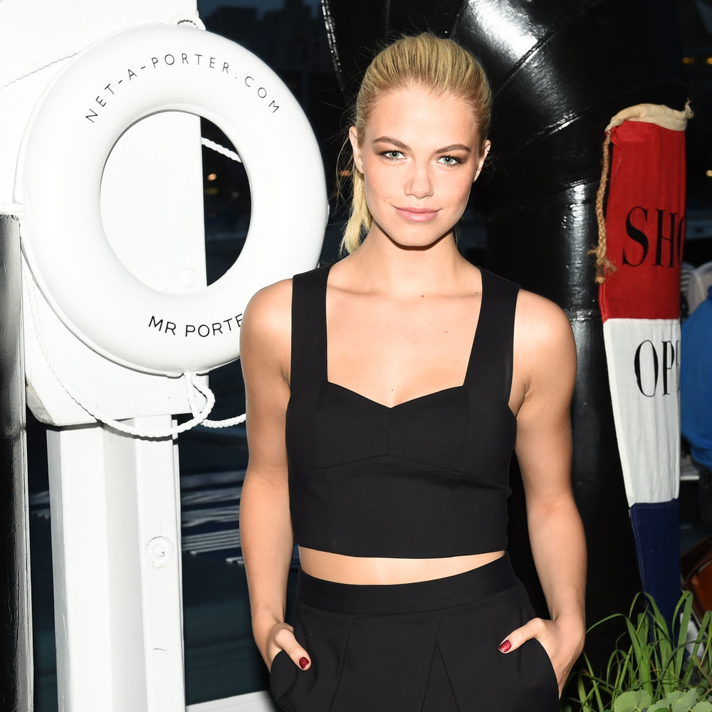 Hailey Clauson, Net-a-Porter