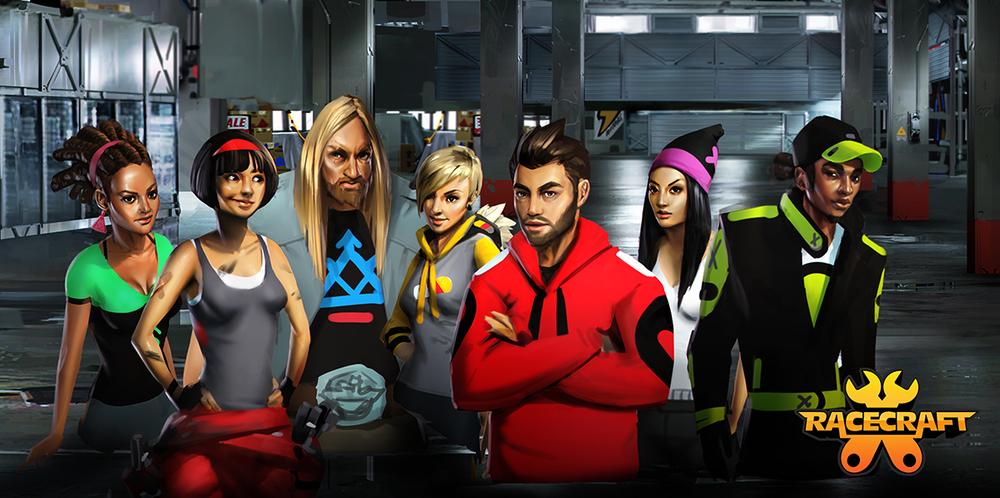 The crew concept.