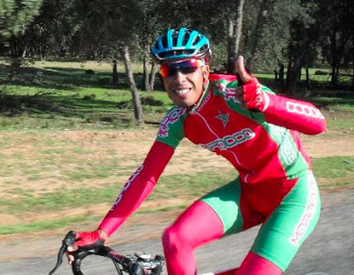 It will be interesting to see how they are gonna mix the green and red of the Morocco flag with the traditional orange in Tarik Chaoufi's National Champion's jersey.