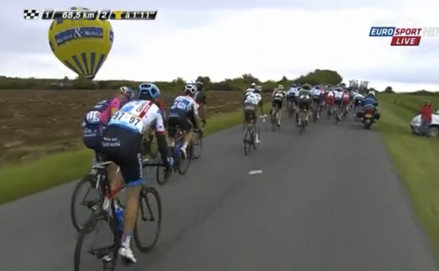 Tour de France or Tour de Poland?