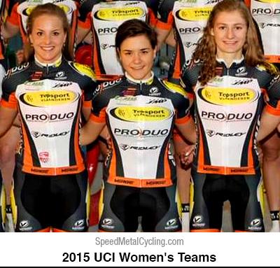 Topsport Vlaanderen-Pro-Duo