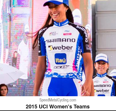 Itau Shimano Ladies Power Team