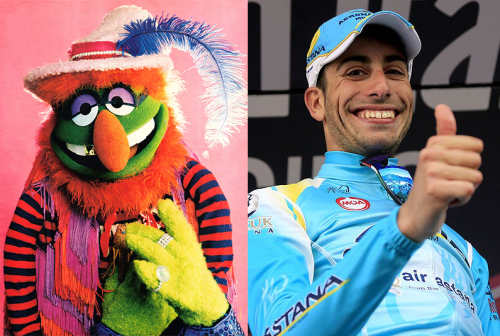 Fabio Aru was sick but got better