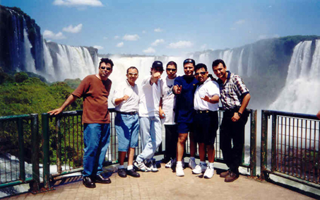 Cataratas de Brazil