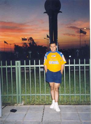 También aquí aparece Ricardo Pérez, hermano de Juan Carlos, quien nos acompañó en nuestra segunda gira por el Paraguay.