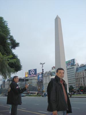 La tarde llegó. Mundo y Javier se adelantaron al hotel…fue una tarde muy completa.