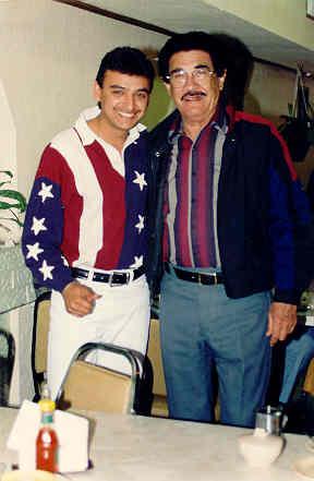 """Don Eleazar García """"Chelelo"""", otro de mis consentidos. Gracias al grupo, no solo pude conocerlo......también pude convivir con el en varias ocasiones."""