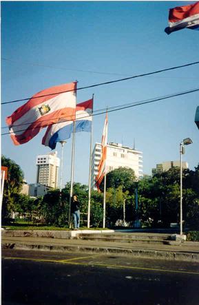 """Paraguay, el País mas hospitalario y """"querendón"""" de Latinoamérica. Aquí los mexicanos somos bien queridos .......¡Te amo Paraguay!"""