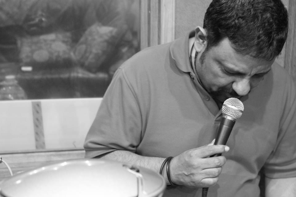 Mister Chivo Grabacion 2013... Juan Carlos...