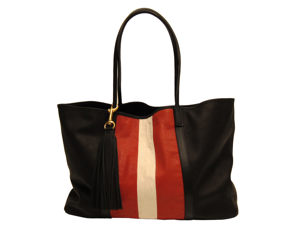 Le quotidien (black/red/white)
