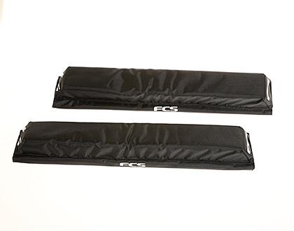 FCS Hard rack pads 2