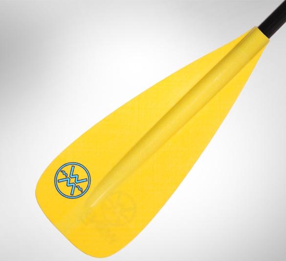 Werner - Thrive -Fibreglass Blade, Fibreglass Shaft3Pc Travel (28.5oz)- $280