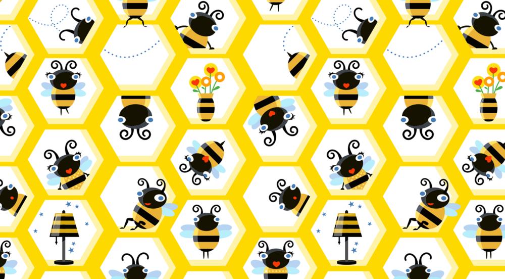 city livin' bees