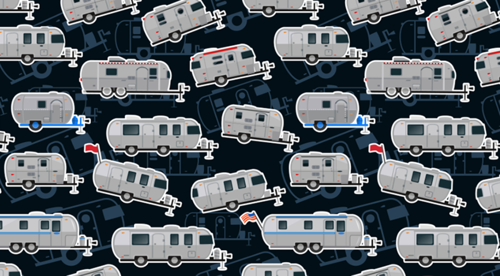 airstreams old and new