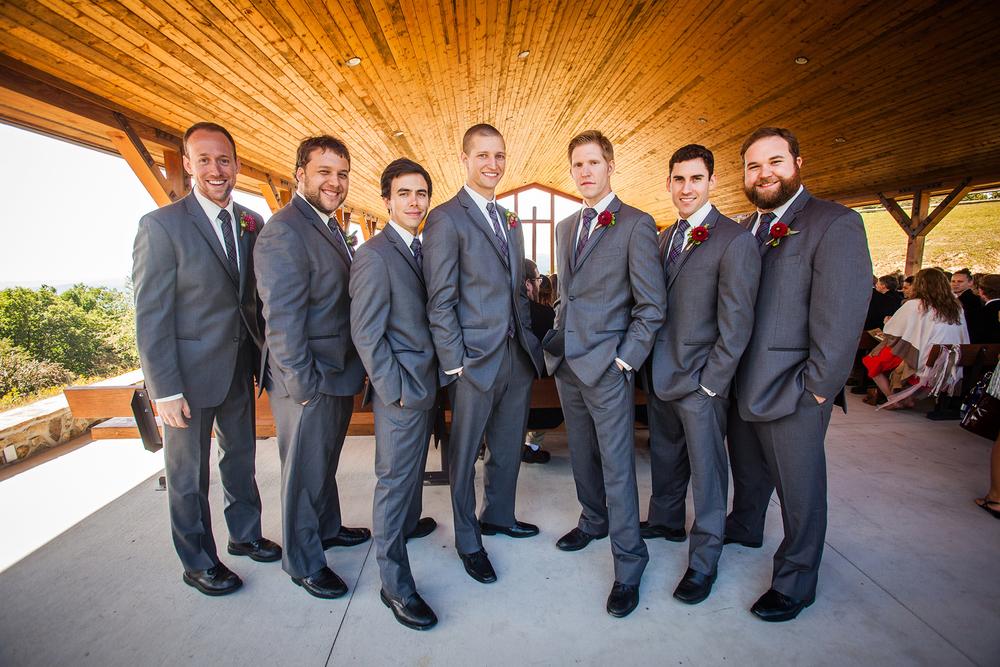 Camp Cheerio Glade Valley NC Wedding Photographer