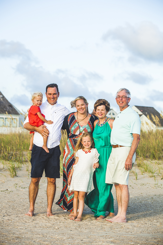Bald Head Island Family
