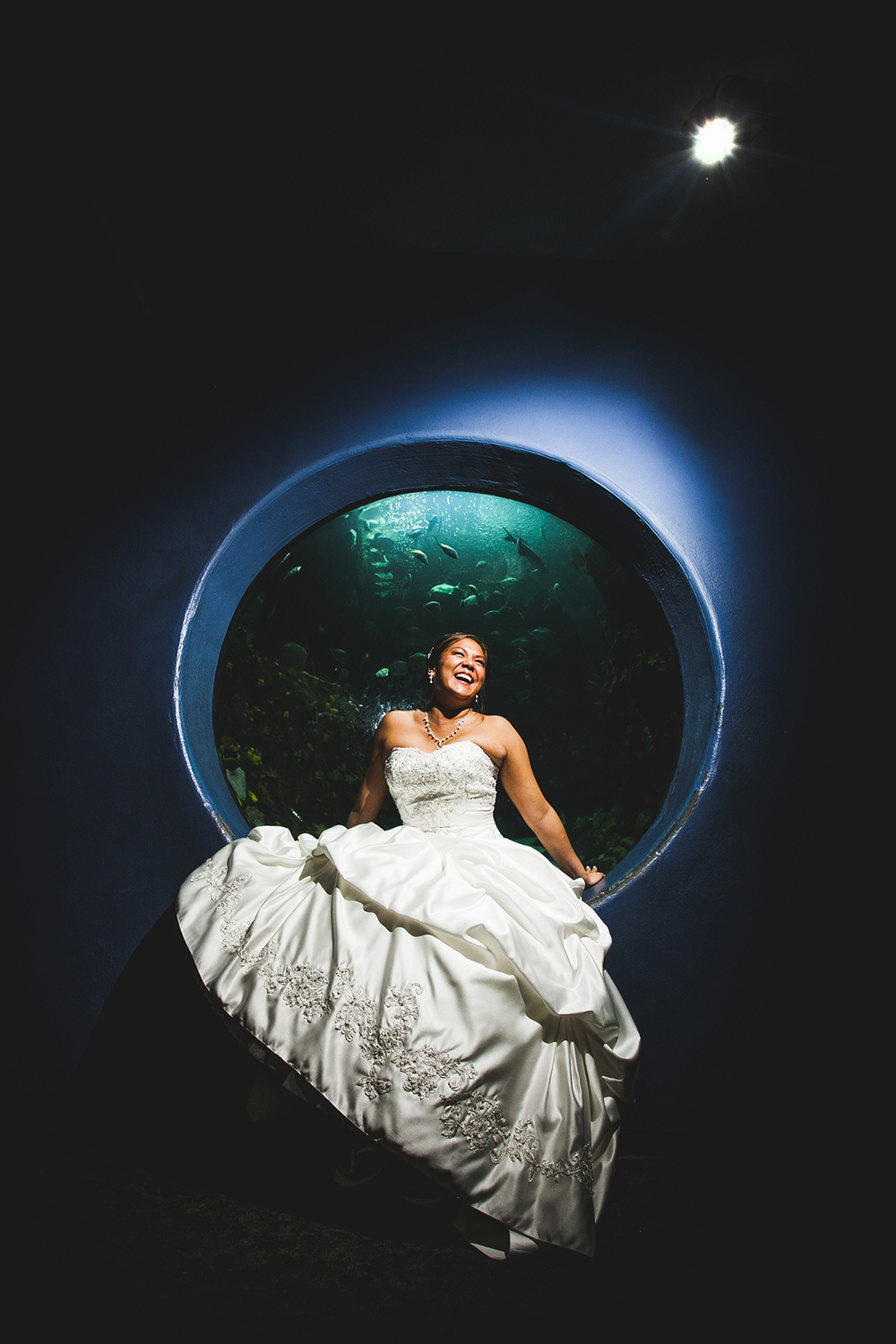Fort Fisher Aquarium Wedding 5.jpg