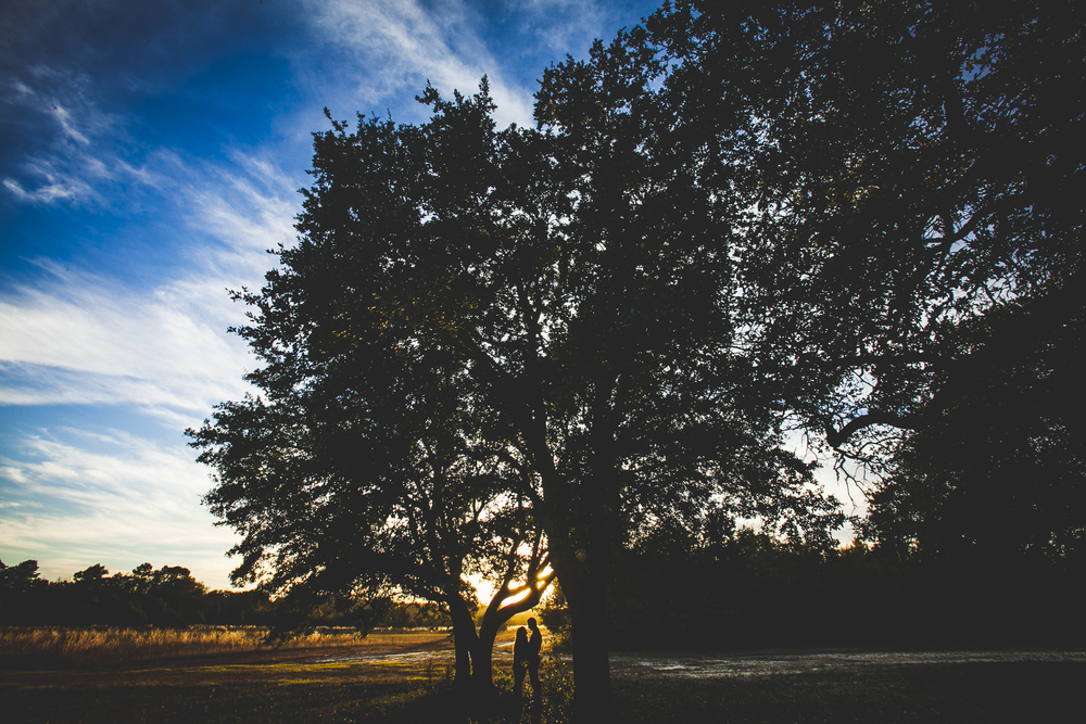 Holly Ridge Engagement Photography