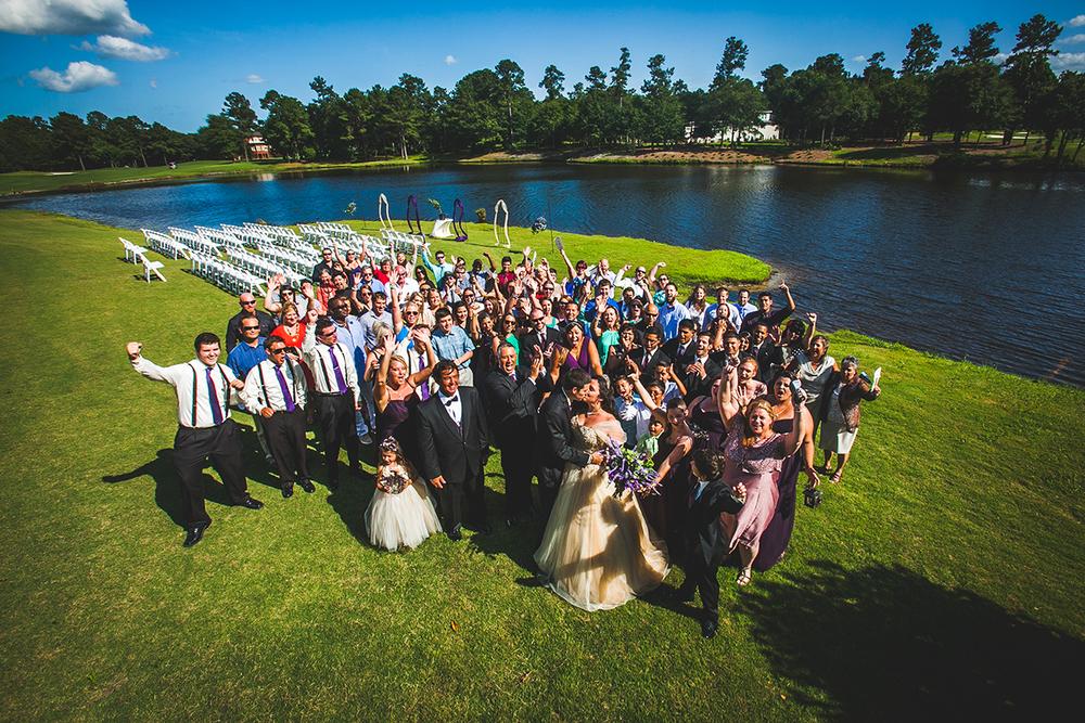 River Landing Magical Disney Wedding