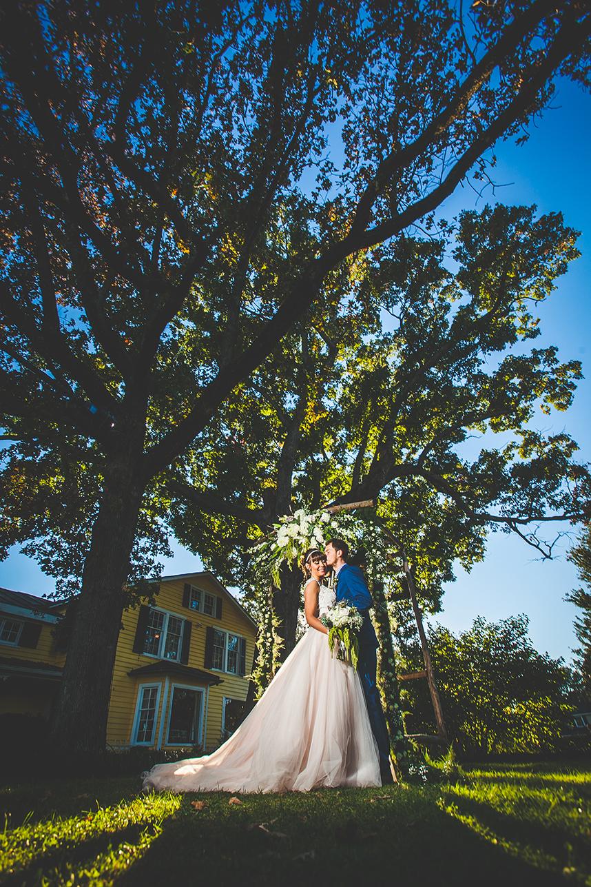 Winston Salem Real Wedding