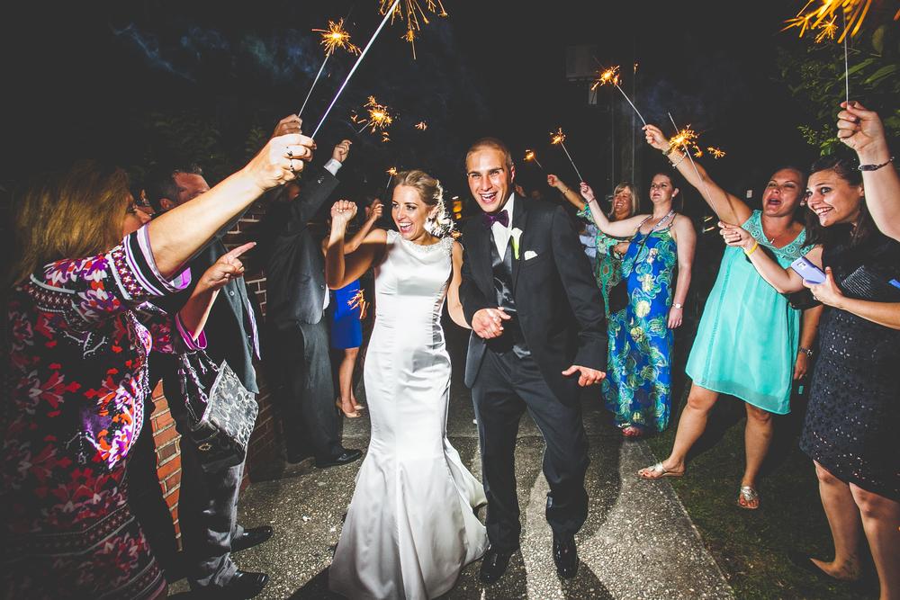 Downtown Wilmington NC Wedding