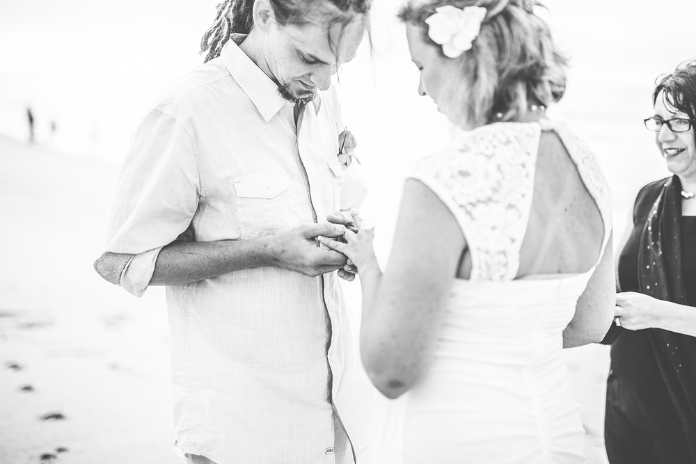 Fort Fisher NC Wedding Photography