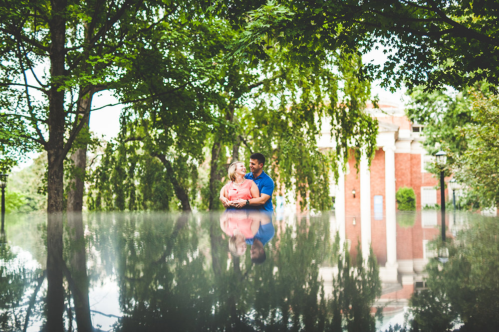 UNC Duke Engagement Photography Wedding