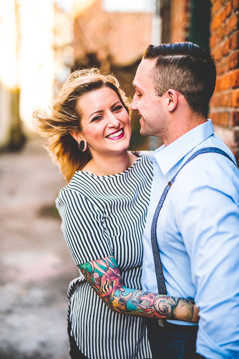 Downtown Wilmington NC Wedding Photographers