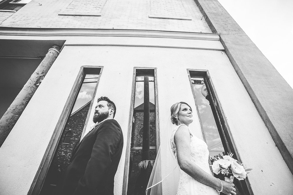 Brooklyn Arts Center Wedding Photographer