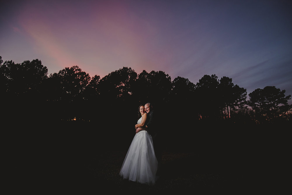 Wedding Near Wilmington North Carolina Photographer