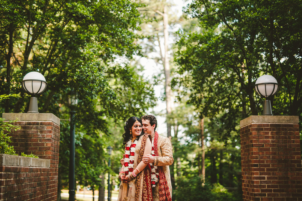 Chapel Hill Indian Wedding