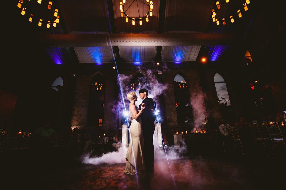 Wilmington NC Brooklyn Arts Center Wedding Photography