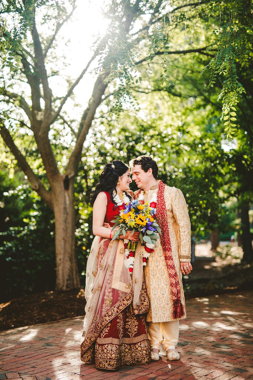 Indian Wedding in Raleigh NC Wedding Photographer