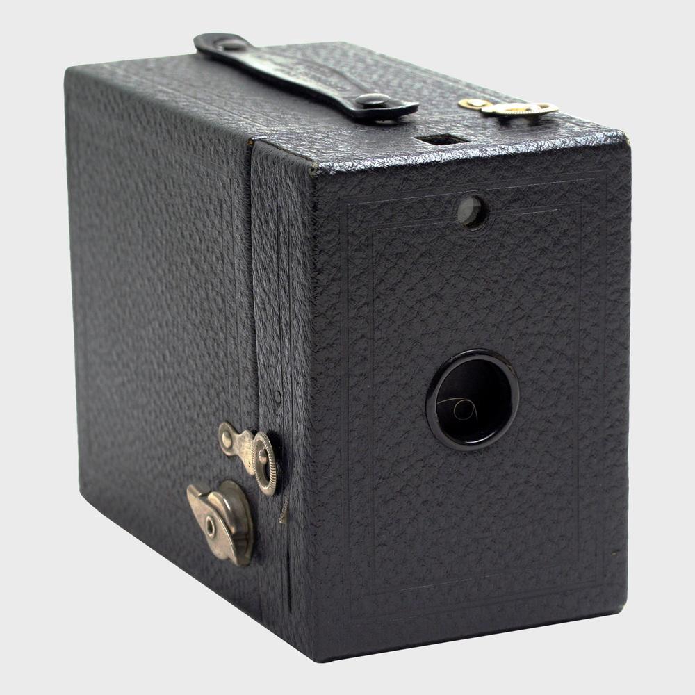 Kodak Rainbow Hawkeye No. 2 Model C - Black