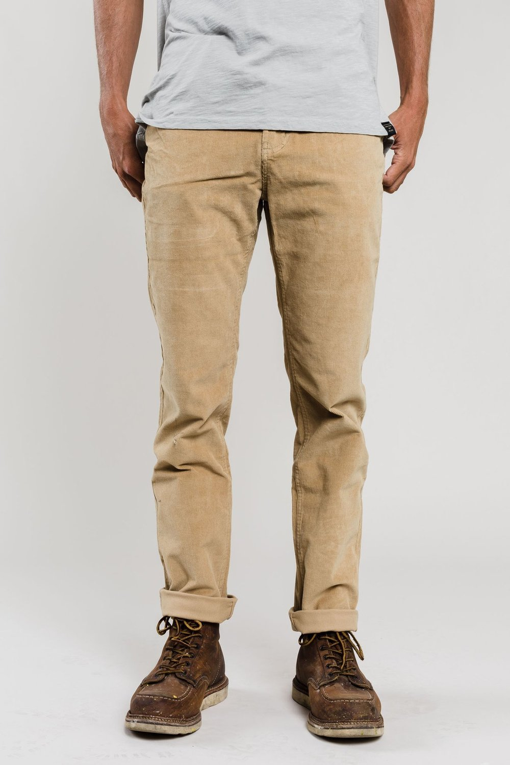 harrison corduroy pant   $88 | united by blue