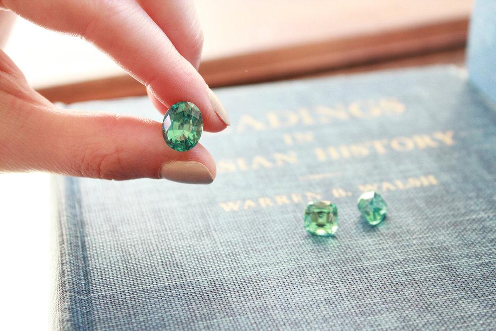 Freebourne Co. Cut Gemstones