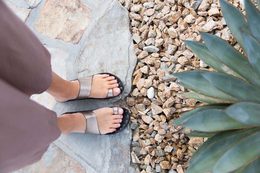Finch sandal  Beek