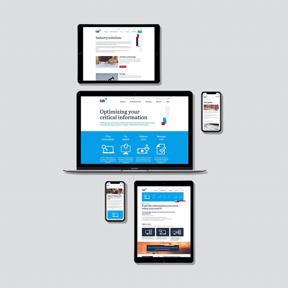 Tab.com  Digital Design