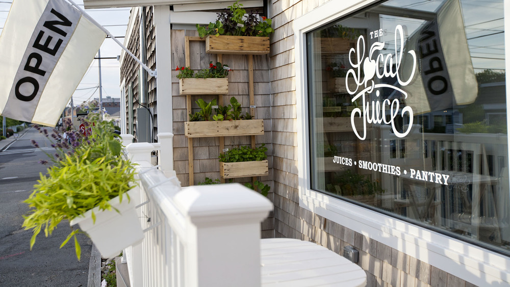 Our first brick + mortar location is finally open in Hyannis! Please come visit us for delicious cold-pressed juices, organic smoothies, grab + go healthy snacks and local food pantry items!