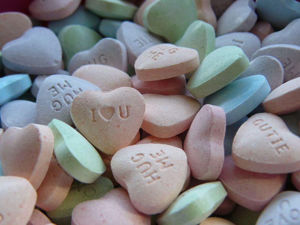 Sweetheart Candy from Photobucket