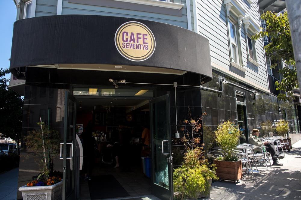 CAFE SEVENTY8  - 78 29TH STREET - 415.970.2233