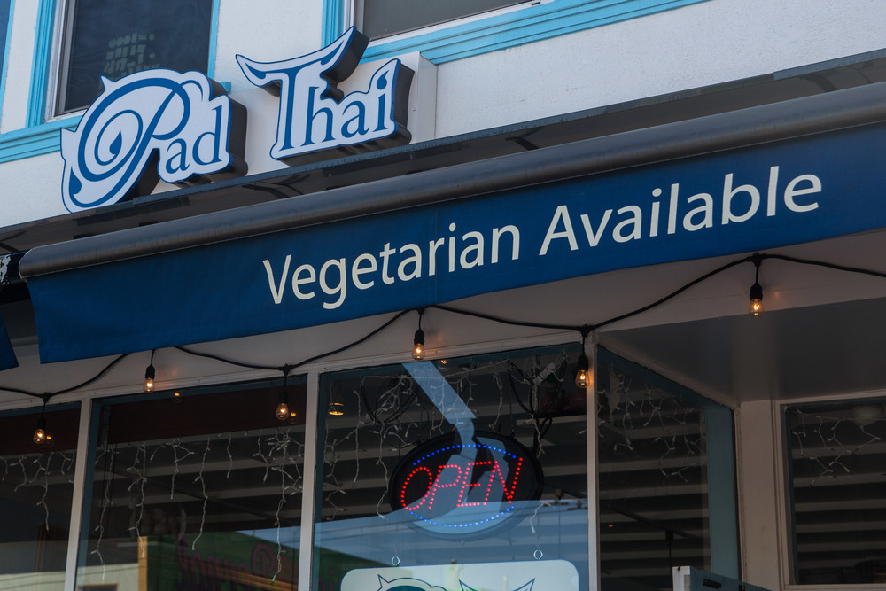 PAD THAI RESTAURANT - 3259 MISSION STREET - 415.285.4210
