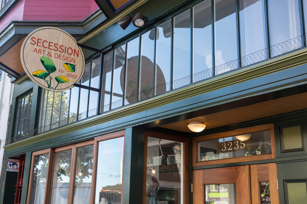 SECESSION ART & DESIGN - 3235 MISSION STREET - 415.279.3058